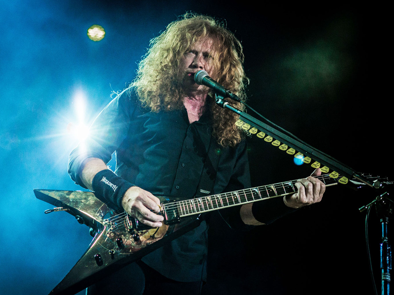 Megadeth & Lamb of God at Jiffy Lube Live