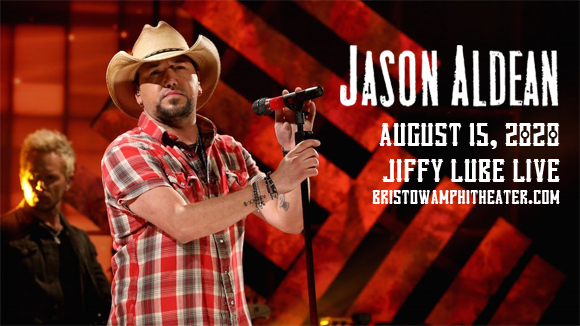 Jason Aldean, Brett Young, Mitchell Tenpenny & Dee Jay Silver at Jiffy Lube Live