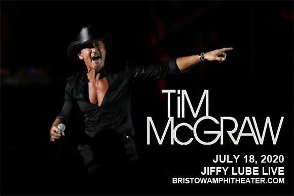 Tim McGraw at Jiffy Lube Live