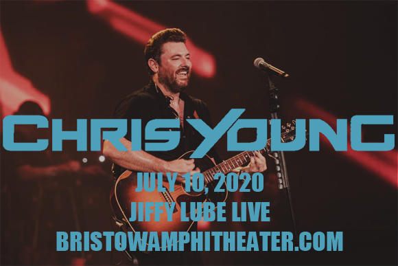 Chris Young, Scotty McCreery & Payton Smith at Jiffy Lube Live