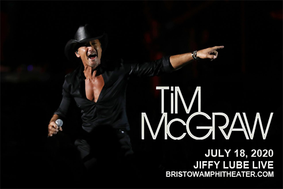 Tim McGraw [CANCELLED] at Jiffy Lube Live
