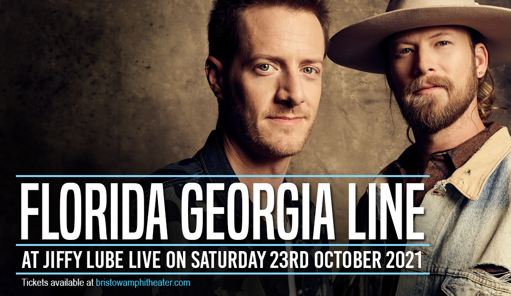 Florida Georgia Line [CANCELLED] at Jiffy Lube Live