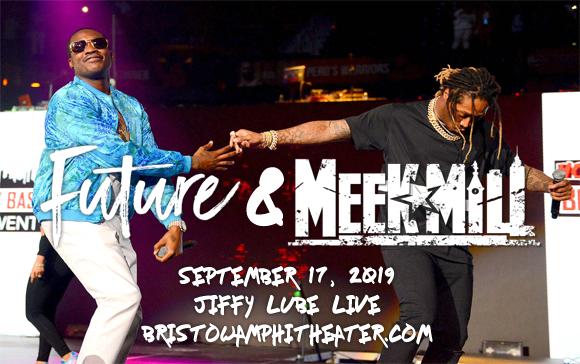 Meek Mill & Future at Jiffy Lube Live