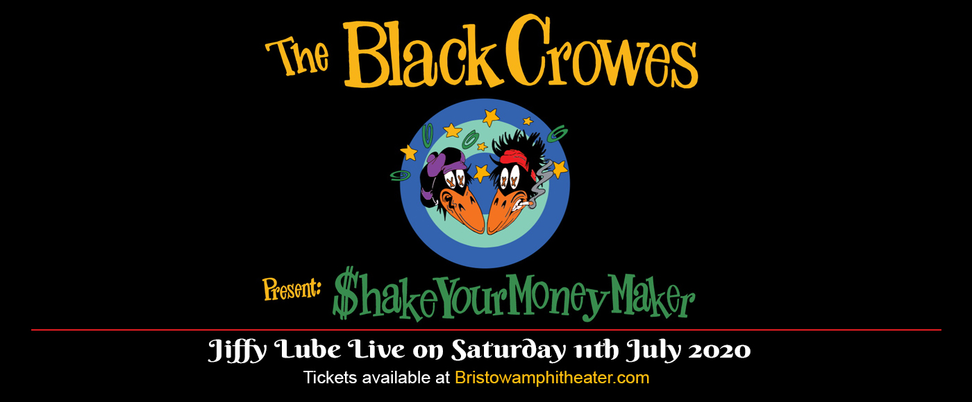 The Black Crowes at Jiffy Lube Live