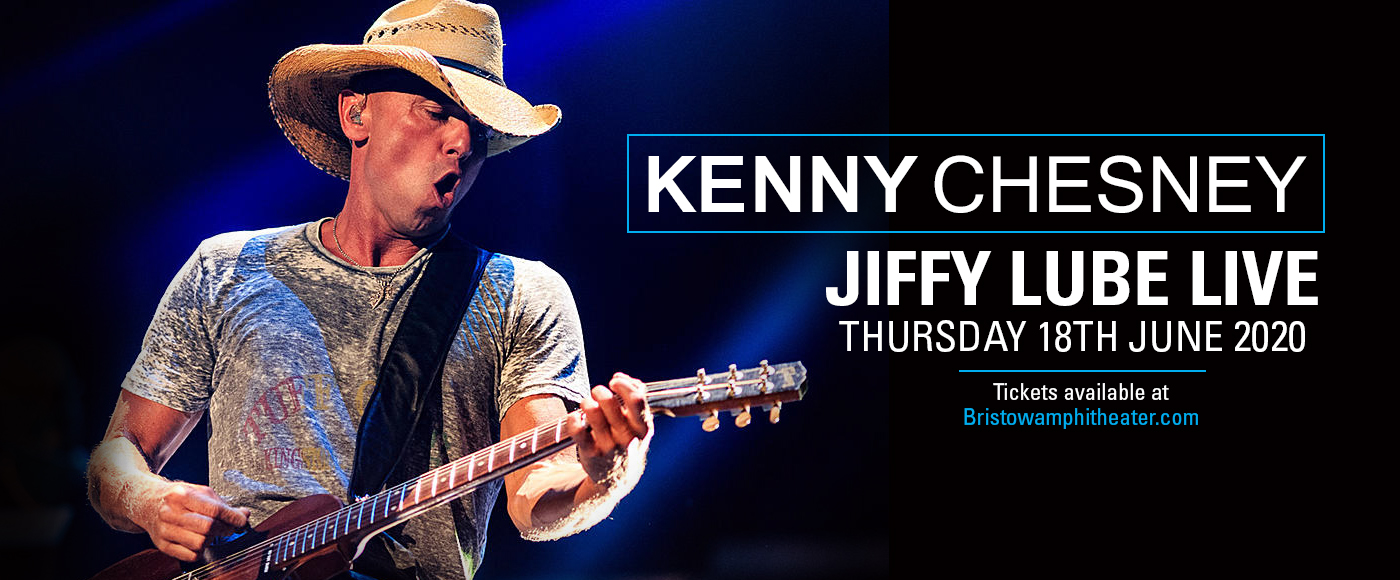 Kenny Chesney [CANCELLED] at Jiffy Lube Live