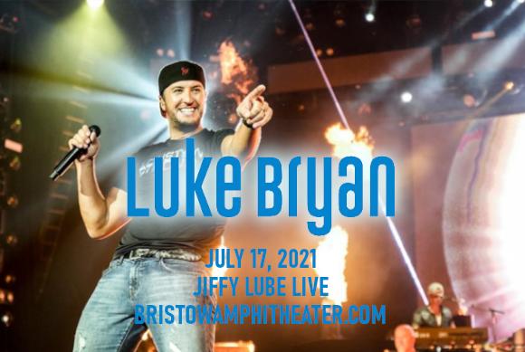Luke Bryan at Jiffy Lube Live