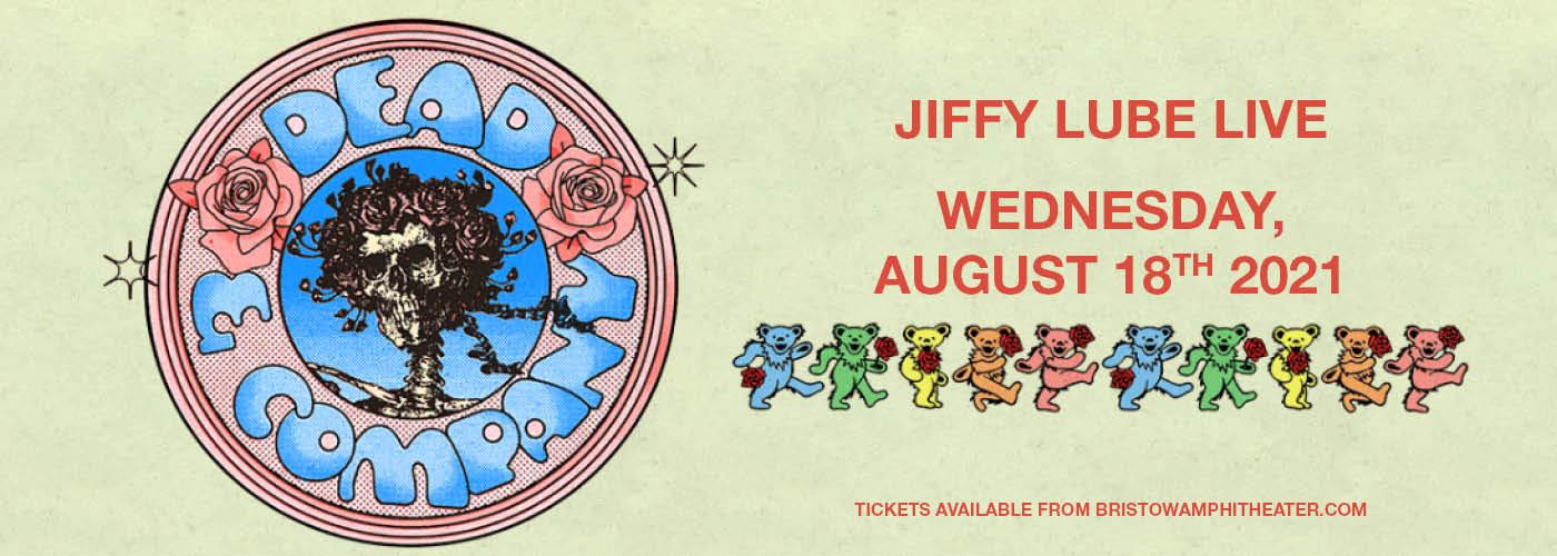 Dead & Company at Jiffy Lube Live