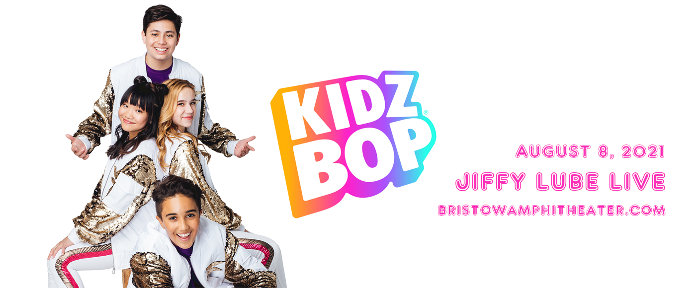 Kidz Bop Live [CANCELLED] at Jiffy Lube Live