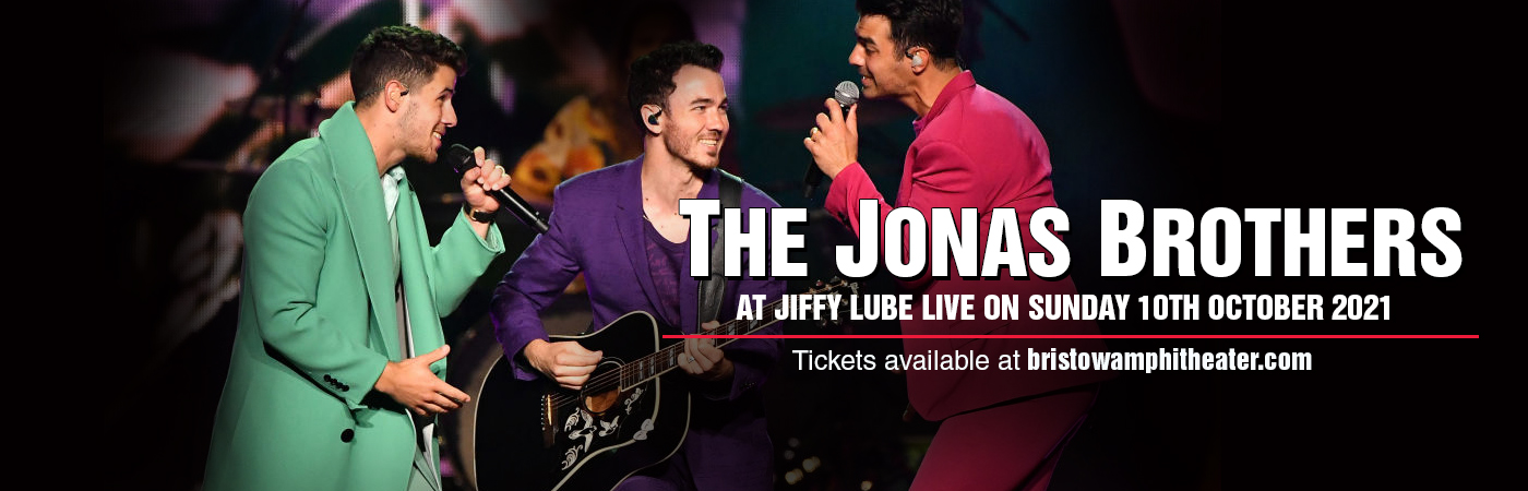 The Jonas Brothers at Jiffy Lube Live